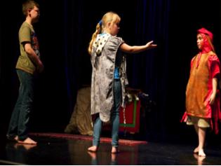 Theaterklasse Consol