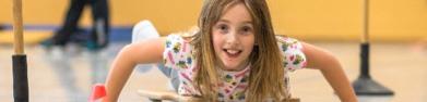 Unser neues Modell: Open Sunday –  Bewegung für Kinder am Wochenende