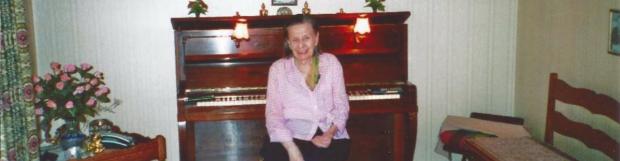 Erbschaft für die Anneliese Brost Stiftung <br> Eva Hintzer ( 1926 – 2019 )