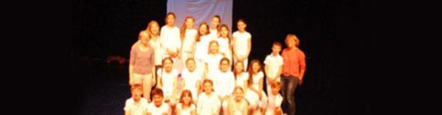 """Theaterklasse an der Regenbogenschule: """"Sternschnuppennacht"""""""